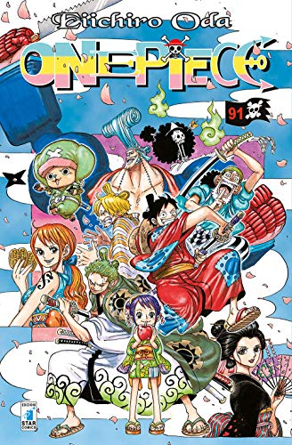 One piece (Vol. 91)
