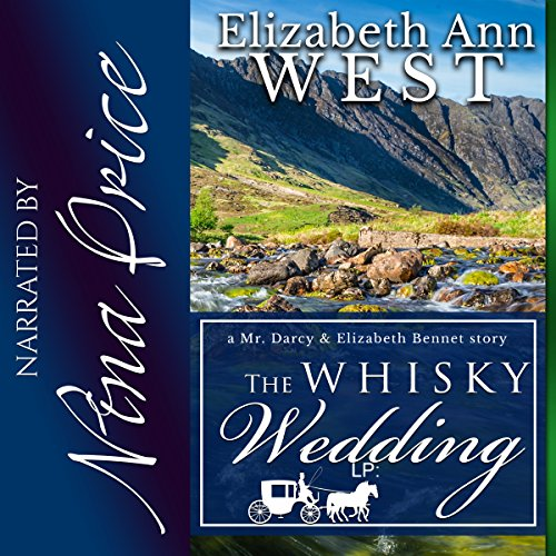 The Whisky Wedding audiobook cover art