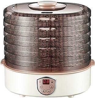 YUNTAO Food dehydrator, Digital Food Dehydrator, Adjustable Temperature 5 Tray Food Dehydrator Has A Timed Food Dehydrator...