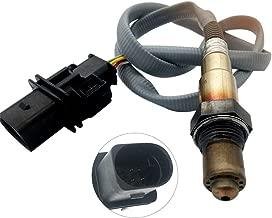 Amrxuts 5-Wire Upstream Oxygen Sensor Lambda Sensor O2 for BMW 2008-2013 128I 2006 325I 325XI 330I 330XI 2006-2007 530I 530XI 2006-2010 550I 650I 234-5138 11787558073