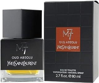 La Collection M7 Oud Absolu by Yves Saint Laurent for Men Eau de Toilette 80ml