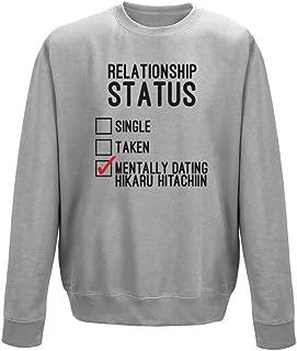 Mentally Dating Hikaru Hitachiin, Adults Printed Sweatshirt