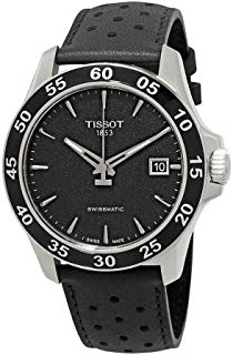 Tissot Men's V8 Gent Auto - T1064071605100 Black One Size