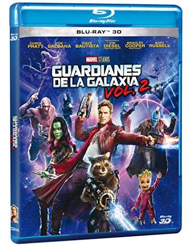 Guardianes de la Galaxia Vol. 2 (Blu-ray 3D)