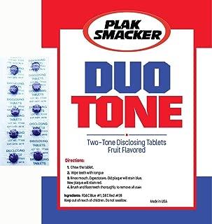 Duo Tone Plaque Disclosing Tablets (50)
