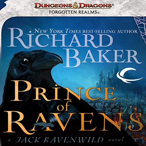 Prince of Ravens audiobook cover art