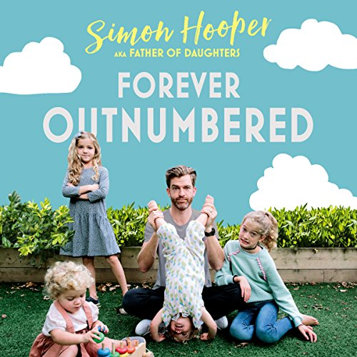 Forever Outnumbered audiobook cover art