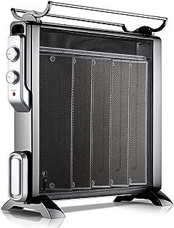 Convectores LHA Calefacción silenciosa eléctrica del termóstato de radiador eléctrico de la película de la calefacción eléctrica del Cristal de silicio 2100W