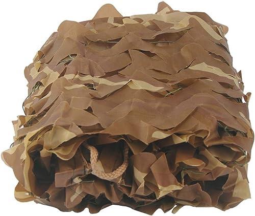 MCZYWzgl Filets De Camouflage De Filet De Camouflage De Filet De Désert, for Les Filets D'écran De Prougeection Solaire De Partie (Taille   8m×10m)
