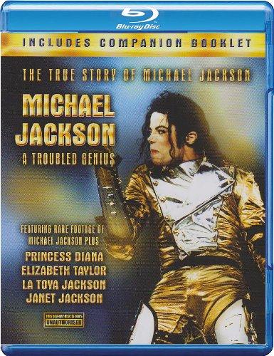 Michael Jackson - A Troubled Genius [Blu-ray] [2009] [UK Import]