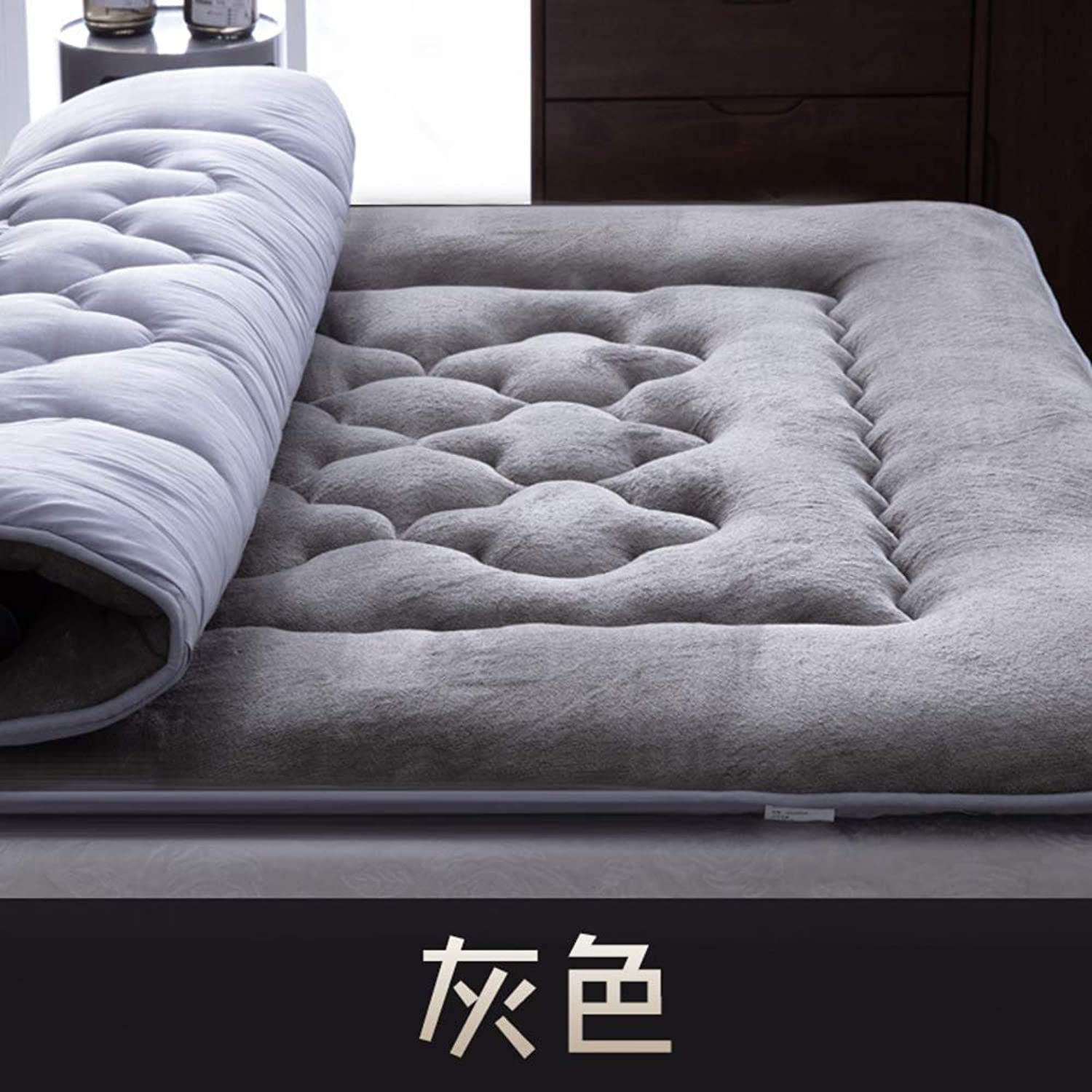 Tatami Mattress,1.8m Mattress Foldable Mattress,Student Dormitory Folding Mattress-b 120x200cm(47x79inch)
