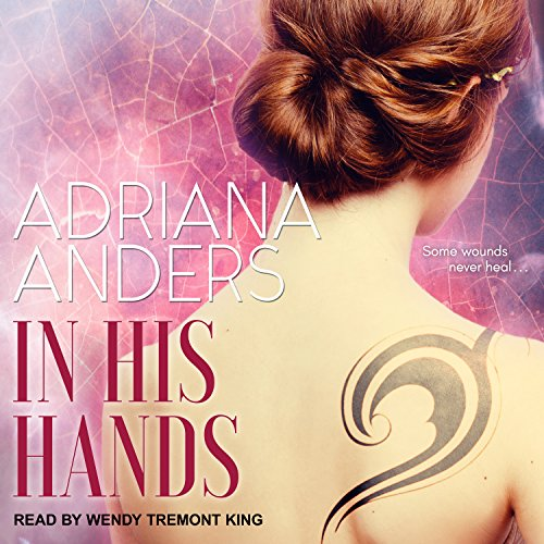 In His Hands audiobook cover art