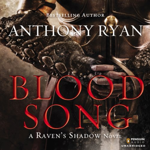 Blood Song: Raven's Shadow, Book 1