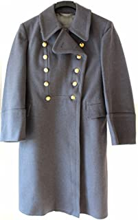 navy officer overcoat