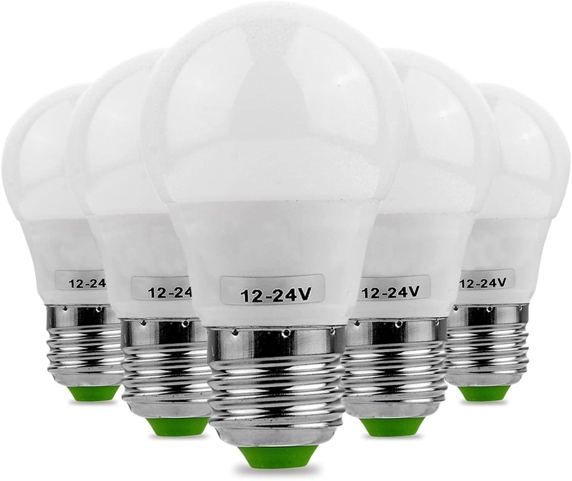 Light Bulbs E27 E26 5730SMD 3W Our shop most popular 6LED Wh Warm Max 42% OFF Cool White 200-300Lm