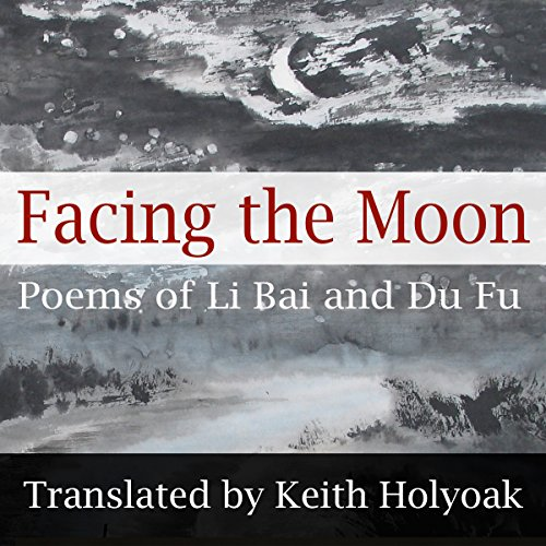 Facing the Moon audiobook cover art