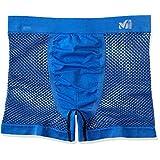 [ミレー] アウトドア アンダーウェア DRYNAMIC MESH BOXER(ドライナミック メッシュ) メンズ MEDIUM BLUE EU S/M (日本サイズS-M相当)