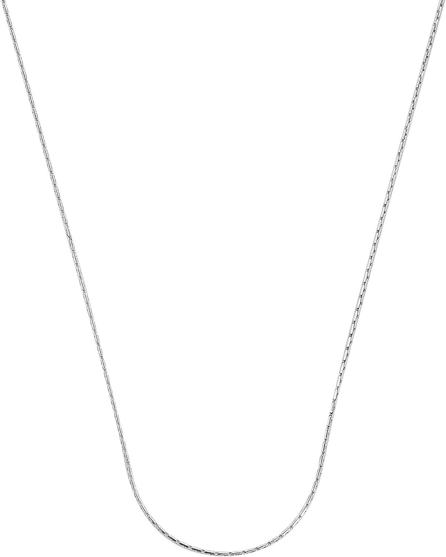 Max 42% OFF AeraVida Delicate 0.5 mm .925 Max 40% OFF Nec Cardinal Sterling Chain Silver