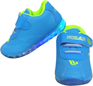 Rangoli Fashions Casual and Sports Shoe for Baby Boy and Baby Girls in Color Navy Blue Look