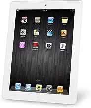 Apple iPad with Retina Display MD519LL/A (16GB, Wi-Fi + AT&T, White) 4th Generation (Renewed)