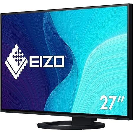 Eizo Flexscan Ev2795 Bk 68 5 Cm Monitor Schwarz Computer Zubehör