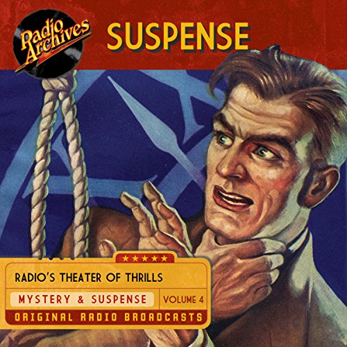 Suspense, Volume 4 cover art