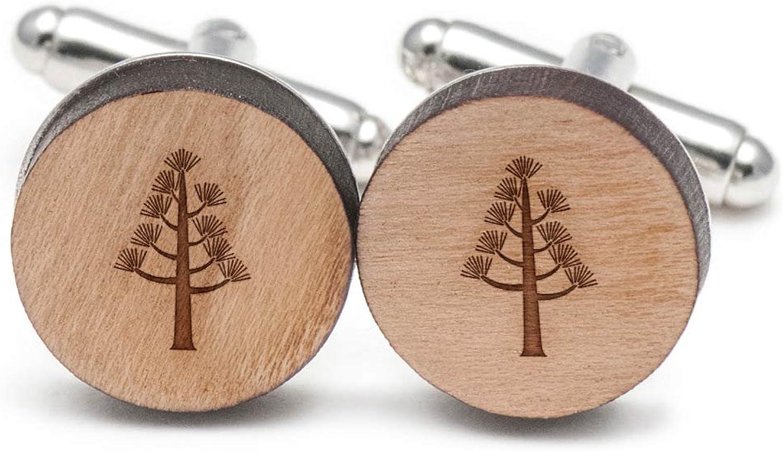 Limber Pine Cufflinks, Wood Cufflinks Hand Hand Hand Made in the USA d03ddc