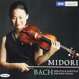 バッハ:無伴奏ヴァイオリン・ソナタとパルティータ