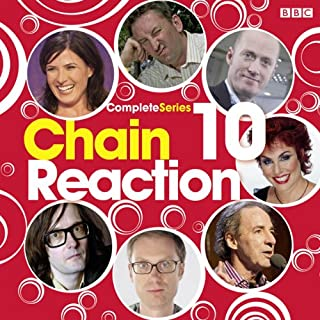 Chain Reaction: Complete Series 10 cover art