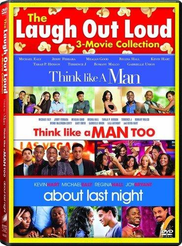 About Last Night (2014)   Think like a Man   Think like a Man 2 - Vol - Set