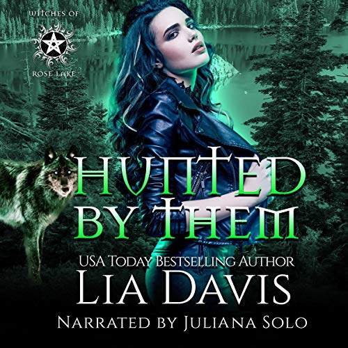 Hunted by Them: A Reverse Harem Paranormal Romance audiobook cover art