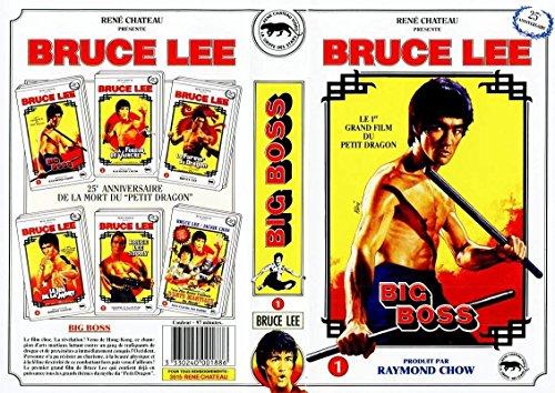 Bruce Lee / Big Boss [VHS] René Chateau [25ème Anniversaire]