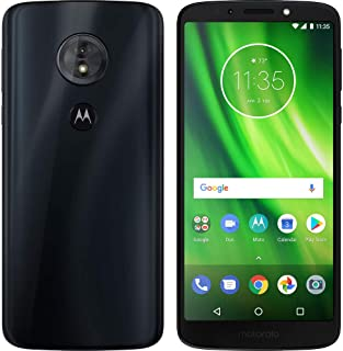 "Moto G6 Play (16GB) 5.7"" Single SIM 4G LTE Factory Unlocked (AT&T, T-Mobile, Metro, Verizon) International Version XT1922-9 (Indigo, 16GB)"
