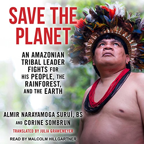 Save the Planet audiobook cover art