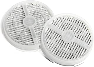 BUTEFO空気清浄機用 フィルター HEPAフィルター 活性炭フィルター 2個セット