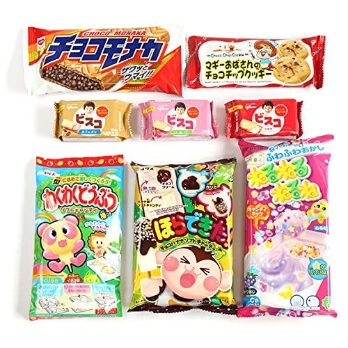 クラシエ・コリス知育菓子3種入りお菓子セット【8個】