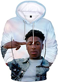 Printed Pullover Singer Youngboy Never Broke Again 3D Print Hoodies Men and Women Hoodies Adult Hooded Sweater Sweatshirt