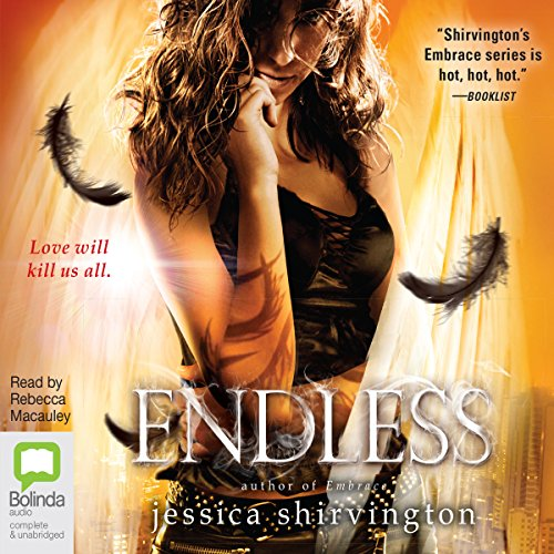 Endless: Violet Eden, Book 4 audiobook cover art