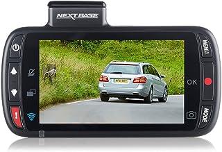 Nextbase 312GW – Full HD 1080p Dashcam Auto Kamera mit GPS, DVR, WiFi & erweiterter Nachtsicht – Frontkamera   140 ° Weitwinkel   Schwarz