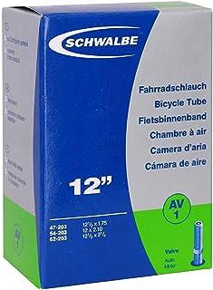 Schwalbe Tube Nr.1, 12 inch (Design: AV at 45°, 45° Angle)