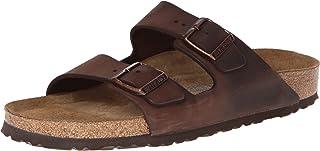 Arizona Soft Footbed Leather Sandal