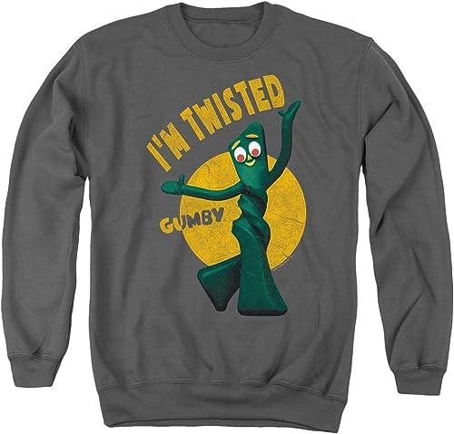 Gumby - - Pull torsadé pour Homme
