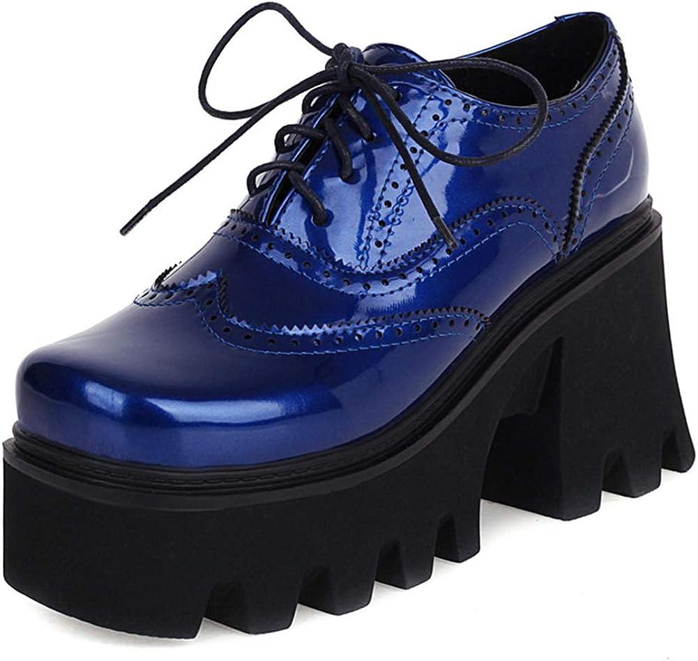 5 ☆ Max 53% OFF very popular Ciuyurra Chunky Women Shoes Gothic