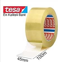 Tesa Akrilik Koli Bandı 40 Mm X 100 M Şeffaf 6'Lı Paket