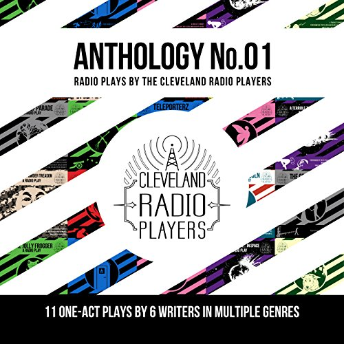 Couverture de The Cleveland Radio Players Anthology: No. 01
