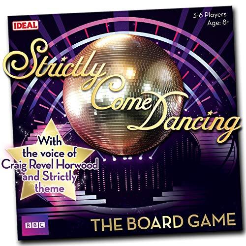 John Adams 10566Family Board Game, TV, geriffelt, Multi