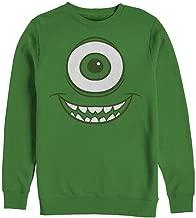 Fifth Sun Monsters Inc Men's Mike Wazowski Eye Sweatshirt