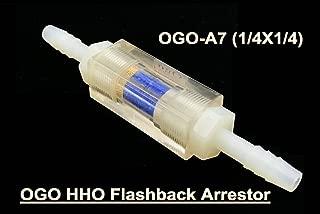 Sprill OGO Professional HHO Flashback Arrestor 1/4X1/4