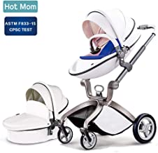 blue mima stroller