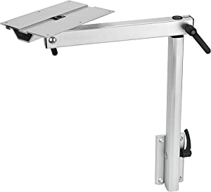 Removable Table Leg RV Accessories Detachable Height Adjustable Aluminum Alloy 360 Degree Rotation for Yachts RV Motorhome